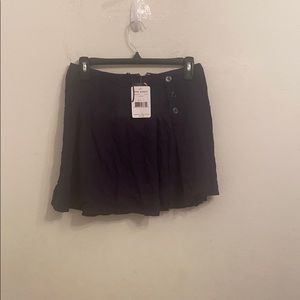 Free People size 4 navy skirt NWT